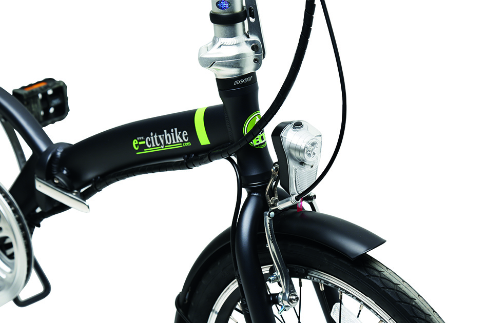 electric brake lever