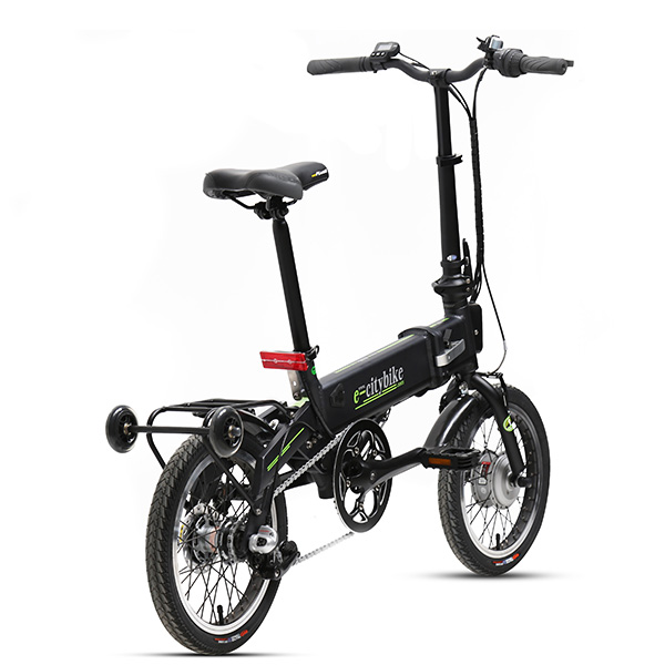 electric bike with Power Assist System
